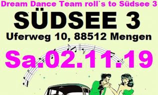 Dream Dance Team roll´s to Südsee 3